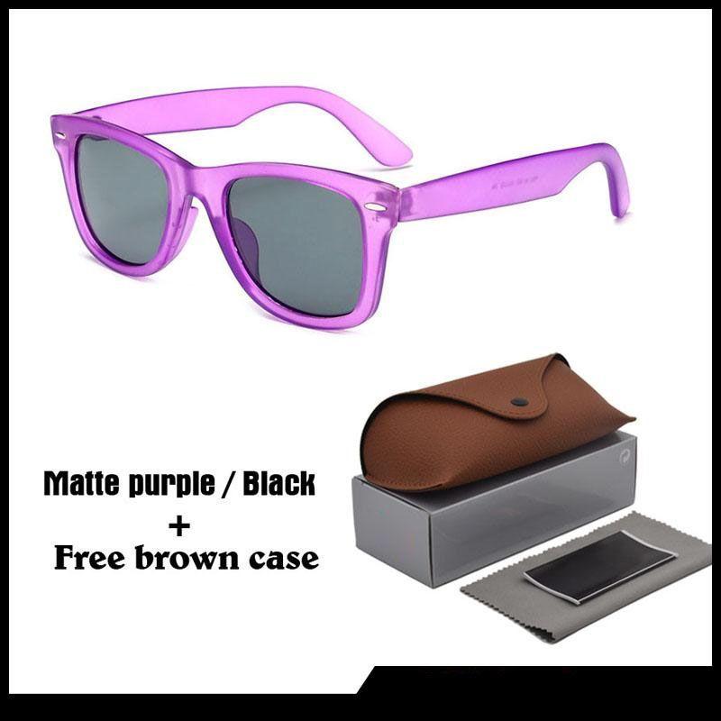 781b74e9b59b Hot Sell Fashion Beach Brand Designer Sunglasses Men Women UV400 Protection  Lens Vintage Glasses Retro Eyewear With Brown Cases And Box UK 2019 From ...