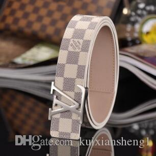 c6045573c61b 2019 Hot Men LOUIS VUITTON Belt Belts Men S Waistband Man Genuine Leather  Casual Hombre Waist Strap Fashion 105 120cm Seat Belt Extender Running Belt  From ...