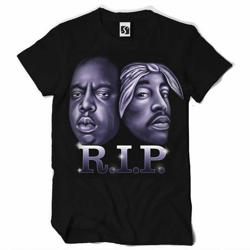 87376d95 TuPac 2 Pac And RIP Biggie Design SB317Men Women Unisex T Shirt Tank Top  Vest Discounted T Shirts Tee Shirt Of The Day From Besttshirts201801, ...