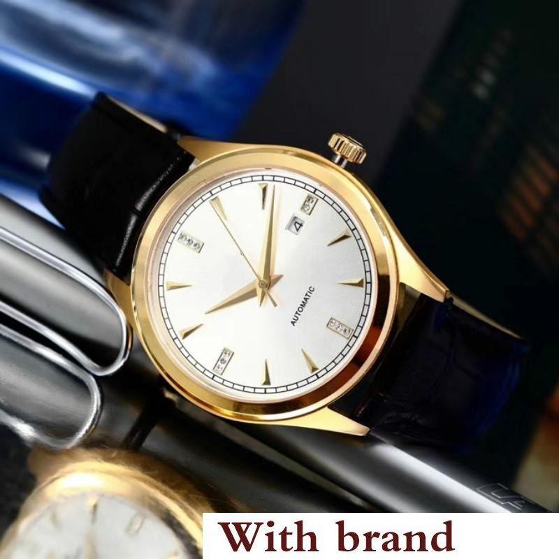 meilleur service 589d4 ccd14 regarder Mens montres automatiques montres de luxe pour hommes calendrier  imperméable à l eau montre mécaniques hommes montre en gros rôlej