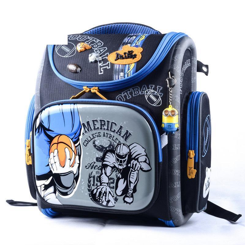Delune Children High Quality 3d Cartoon Cars School Bags Boys Girls  Students Kids Travel Orthopedic Satchel School Backpack Bags Backpacks For  Boys Hype ... de219b85c0671