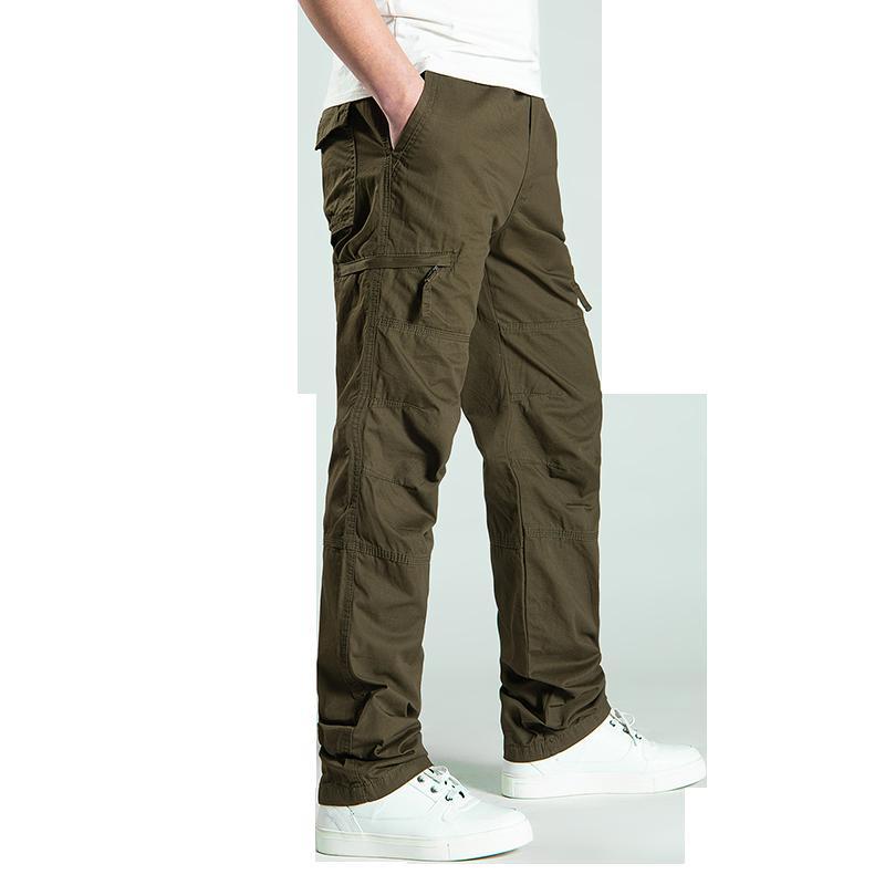 a5c1e0902f Mens primavera tuta da uomo all aperto pantaloni dritti out sport porta  pantaloni casual pantaloni larghi maschi