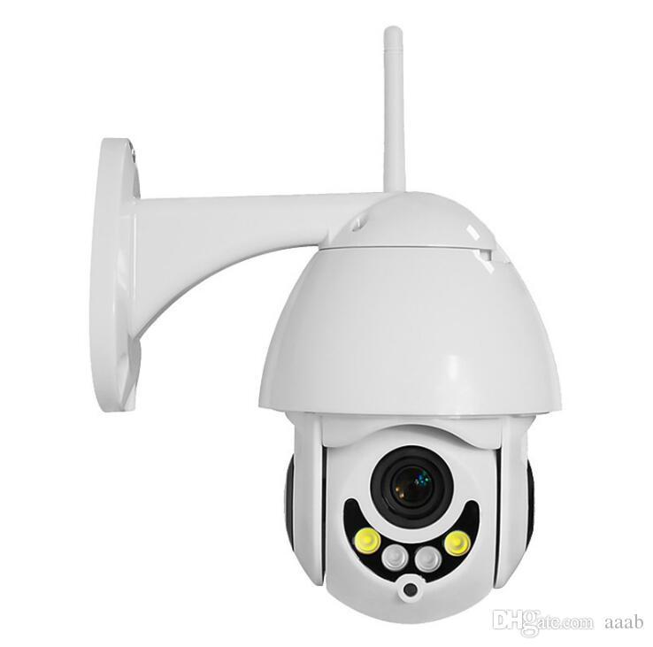 ICSEE wireless ball machine Xiongmai 1080P network surveillance camera card  ON head WiFi plug VIF fixed focus full color