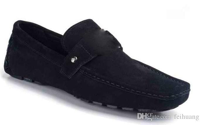 negozio online 07ea4 7b60e Scarpe sportive eleganti da uomo nuove 2020. Scarpe uomo mocassini Scarpe  casual da uomo, mocassini da donna in pelle 40-45
