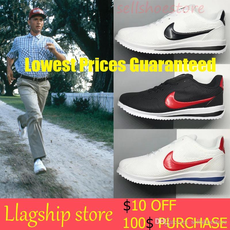 f6f2460e2d9 2019 Classic Cortez ULTRA Nanotechnology KPU A-Gump Lowest Price Guaranteed  Designer Shoes Casual Running Fashion Men Women Sneakers