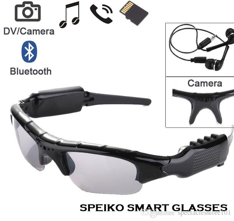 38395a2055a21 Compre SPEIKO Bluetoosh DV Óculos Esporte Óculos Inteligente Óculos Óculos  De Música MP3 Foto 363 362 Óculos De Ciclismo Com Lentes UV400 Porlarized  De ...