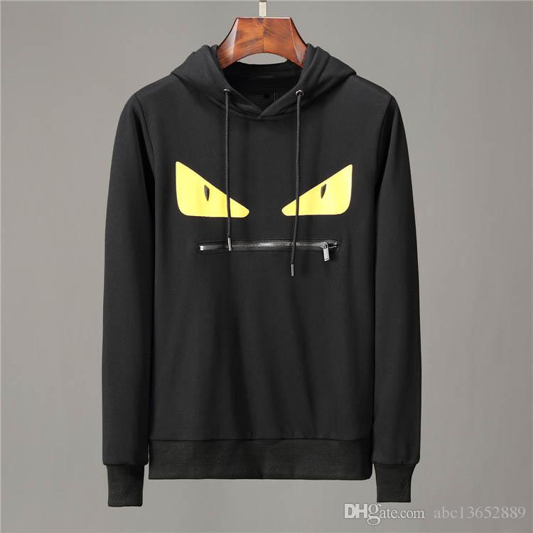 NEW HOT brand men's hoodie and sweatshirt designer hoodie fashion trend luxury men's hoodie printed letter 5 color M-3XL