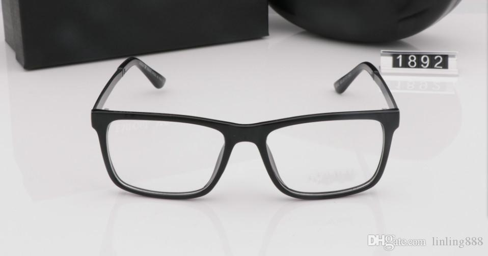 8842b274bb4e 2019 2019 NEW EYEGLASSES SUNGLASSES MENS WOMENS DARK GLASSES Black  Eyeglasses Frames Men Women From Linling888, $20.31   DHgate.Com