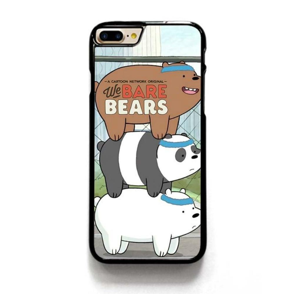 info for 92460 4dbe9 We Bare Bears Phone Case For Iphone 5c 5s 6s 6plus 6splus 7 7plus Samsung  Galaxy S5 S6 S6ep S7 S7ep