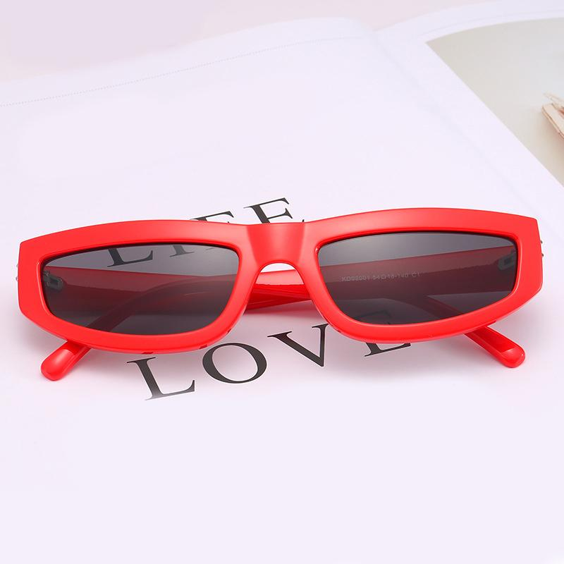 f1ffb6327204 Vintage Rectangle Sunglasses Men Women Cat Eye Designer Ladies Small ...