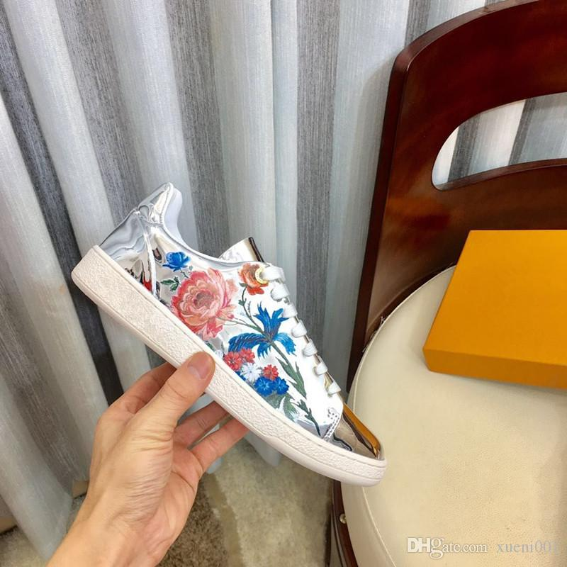 2019 men's and women's fashion casual slippers boys and girlsflowered printed flowered sandals general outdoor beach dc190621