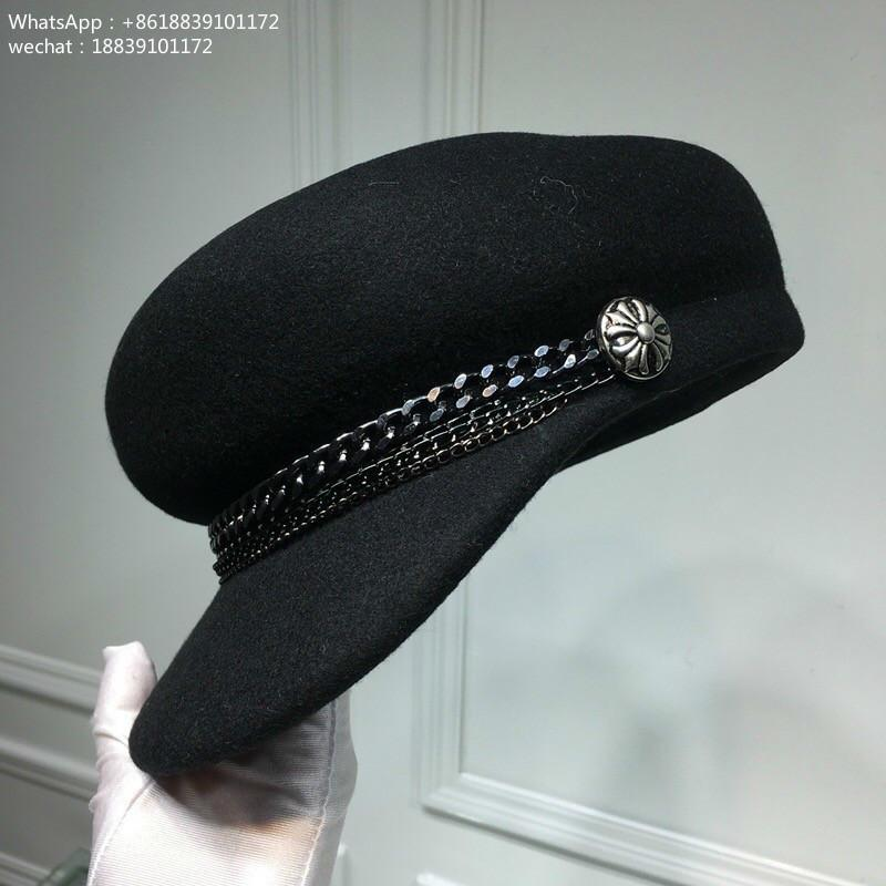 1bd11160299 Chr New Cashmere Military Cap