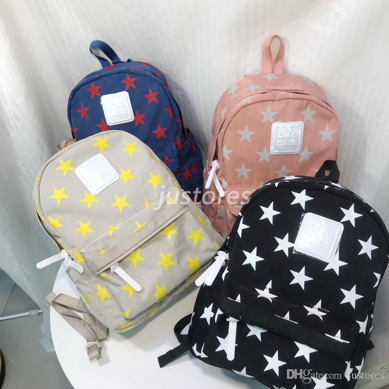 2018 New Fashion Cilocala Japan Parent Child Star Style Designer Bag Kids  School Bag Rucksack Outdoor Travel Backpack Unsex Shoulder Bag Personalized  ... 9711df15ef799