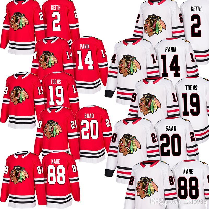71f68c4cdcc ... sale 2019 18 19 new chicago blackhawks hockey jerseys high quality  richard panik jersey jonathan toews