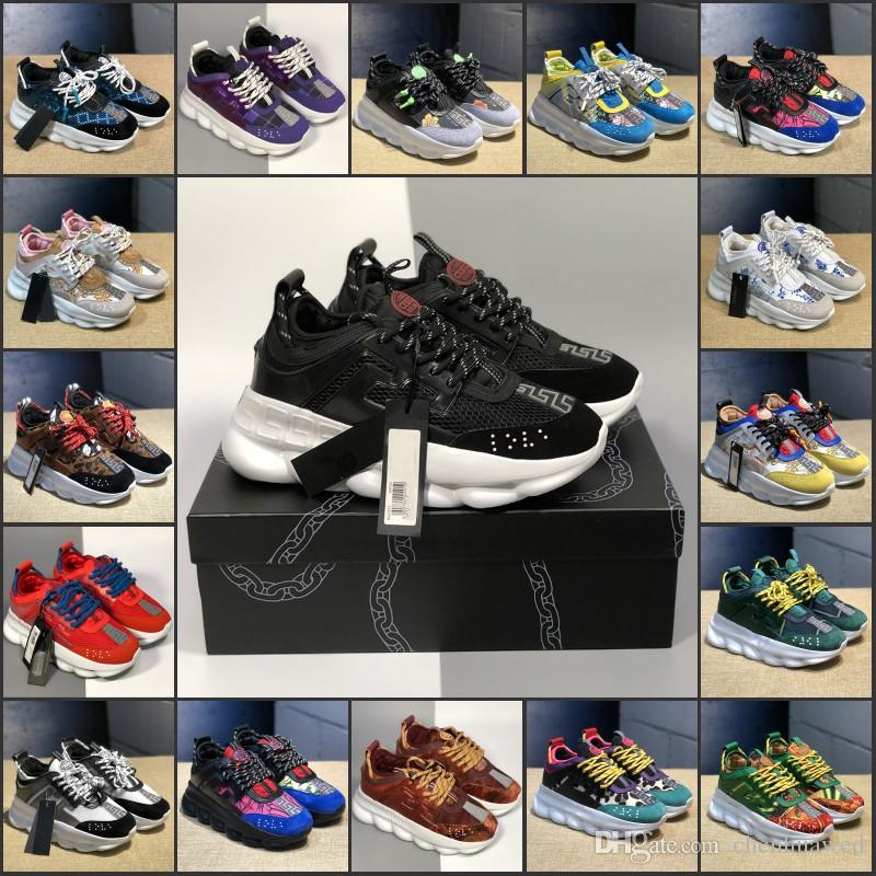 2019 Fashion Designer Mens Womens Fashion District Chaussures Sneakers Size 36-45 Without Box