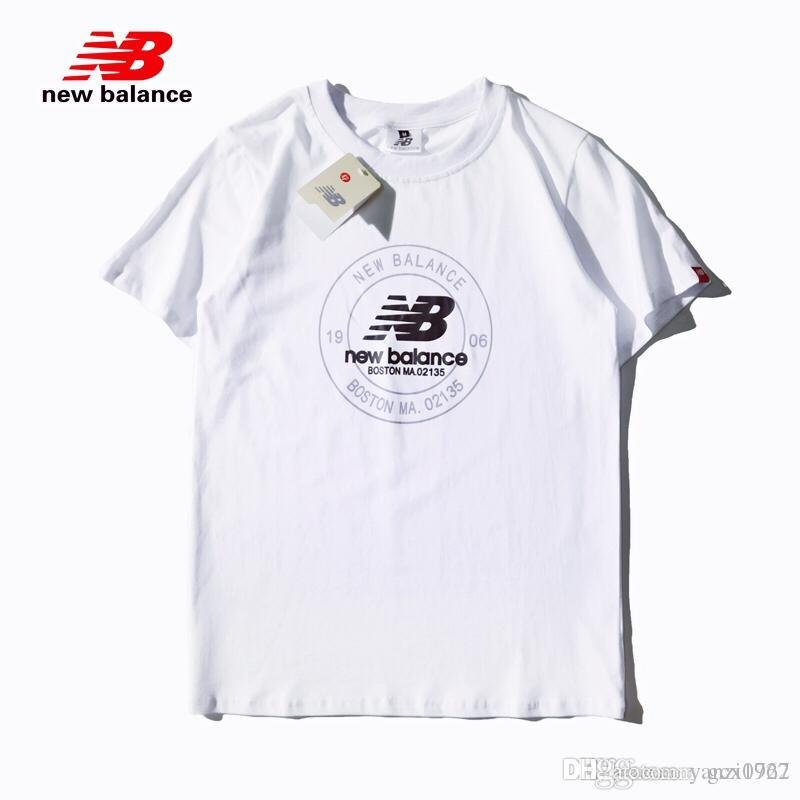 3beef9fefa334 H815 New BaIance Hot Sale Cotton Pure Color Letter Print Fashion ...