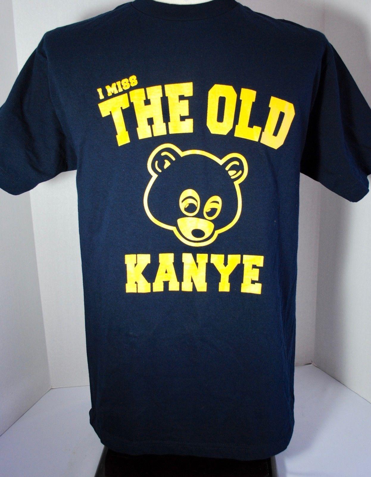 Kanye West T Shirt Miss Old Mens Tee Navy Kim Kardashian Hip HopFunny Unisex Casual Tshirt Top All Order Shirts From Tshirtdoctor