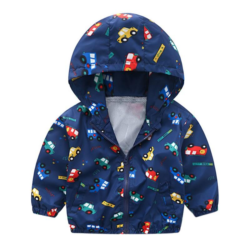 374e54fb2 2 6Years Spring Children Coat Autumn Kids Jacket Boys Outerwear ...