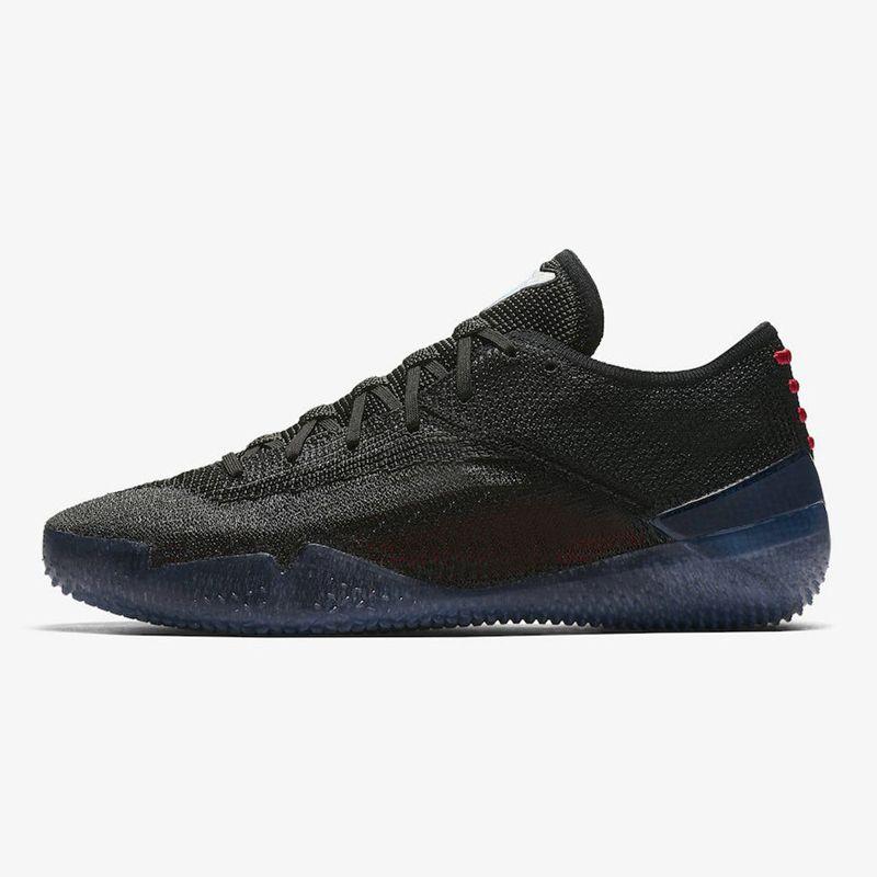 new concept 11c75 979f0 2019 Kobe A.D. NXT 360 Amarillo Strike Mamba Day Blanco Negro Multicolor  Zapatos De Baloncesto Para Hombre Lobo Bajo Zapatillas De Deporte Deportivas  De ...