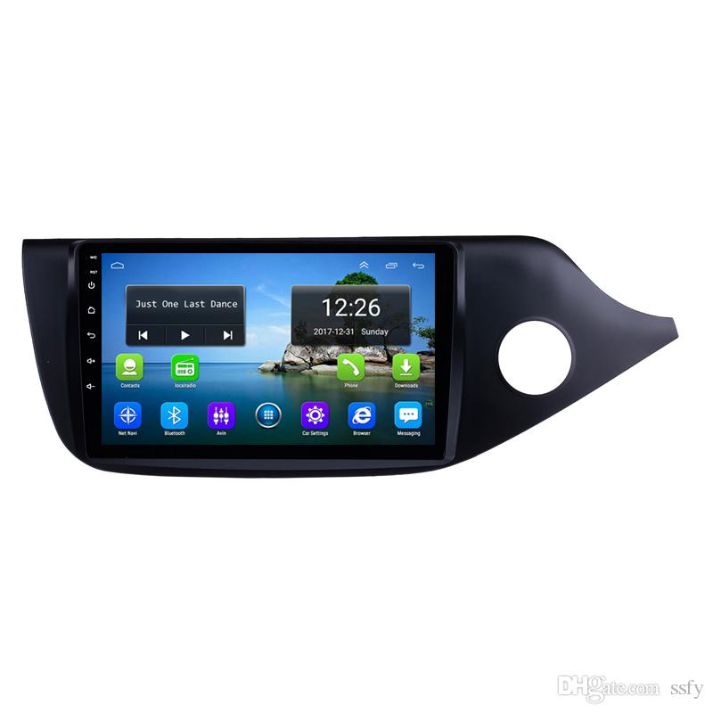 Android HD 1080P Car MP3 MP4 Music Resolution HD Display