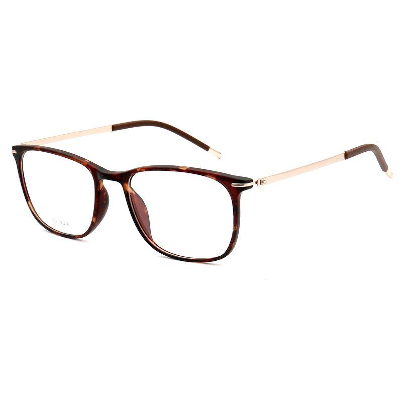0ac499fde Compre Ensolarado Spot Atacado New TR90 Miopia Óptica Óculos De Armação  Plana Rodada Retro Anti Azul Óculos De Marquesechriss, $21.64 |  Pt.Dhgate.Com