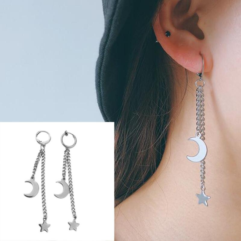 380d278f5 2019 K POP Bangtan Boys Album BTS JIMIN Wing Stud Earrings Fashion Jewelry  Stainless Steel BTS Earrings Star Moon Jewelry From Wonderliu, $35.52 |  DHgate.