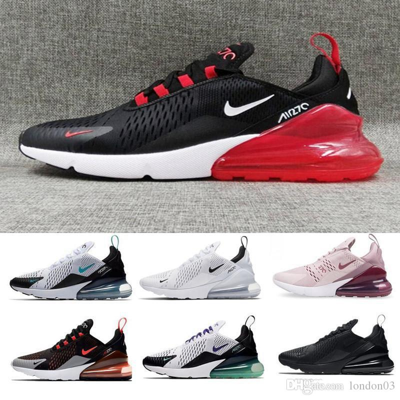 l03 2020 Cushion Sneakers Sports shoes Flair 270ing Mens Running Shoes Trainer Road Star Women Sneakers Size 7-11