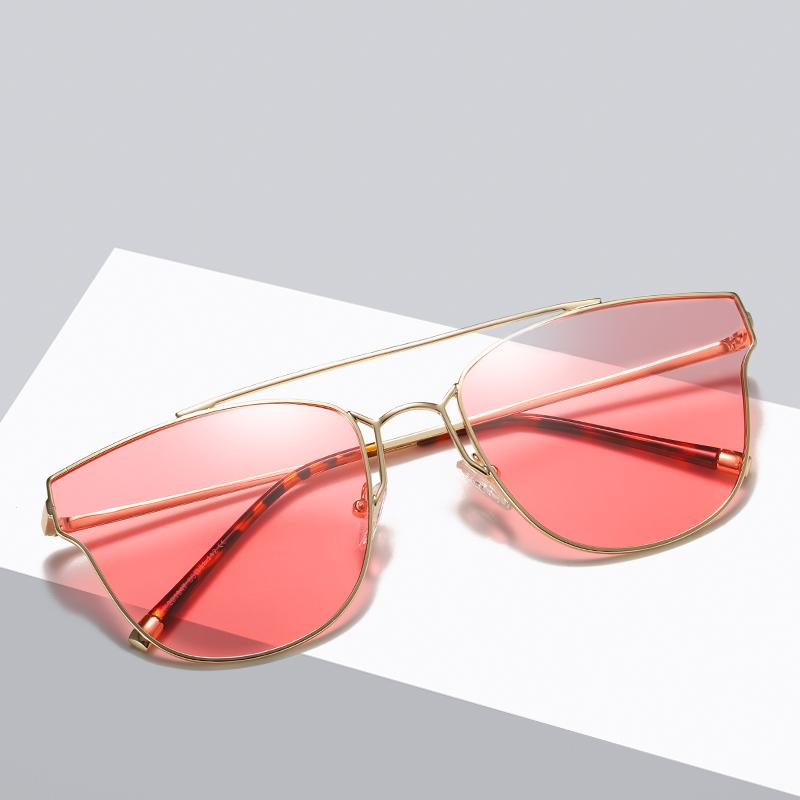 214d8a27425 Sunglasses Women Polarized Eyewear Uv400 Cat S Eye Brand Designer Pink  Glasses For Driving Vintage Polar Retro New 2019 Fashion Polarized  Sunglasses ...