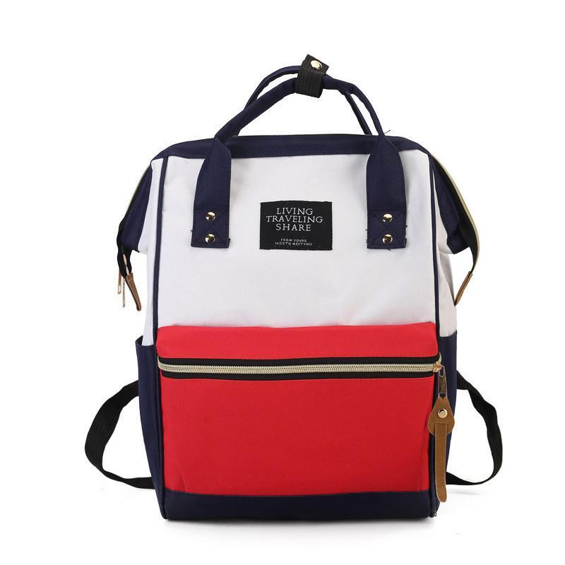 12b873fcd7 Good Quality Women Backpacks Female Nylon Travel Bags Student Girls School  Shoulder Bag For Teenagers Rucksack Mochila Laptop Bagpack Backpacks For  Girls ...