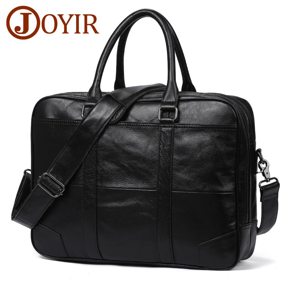 New Genuine Leather Bag Business Men Laptop Tote designer Briefcases Messenger Crossbody Shoulder Handbags Men's document case Factory Best