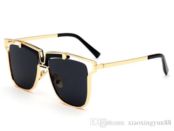aa6e0602b3 Vidano Optical Retro Women Sunglasses Men Classic Polarized Fashion Designer  Hot Sale Luxury Brand Square Sun Glasses UV400 Mens Sunglasses Police ...