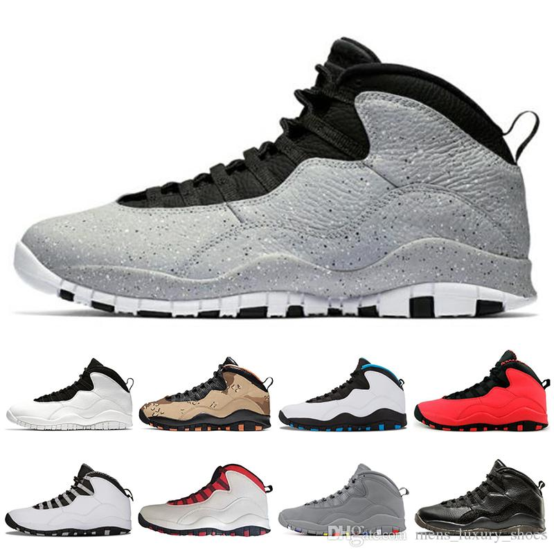 10 jordan Chaussures air feet on chicago Pas cher b7YfygI6vm