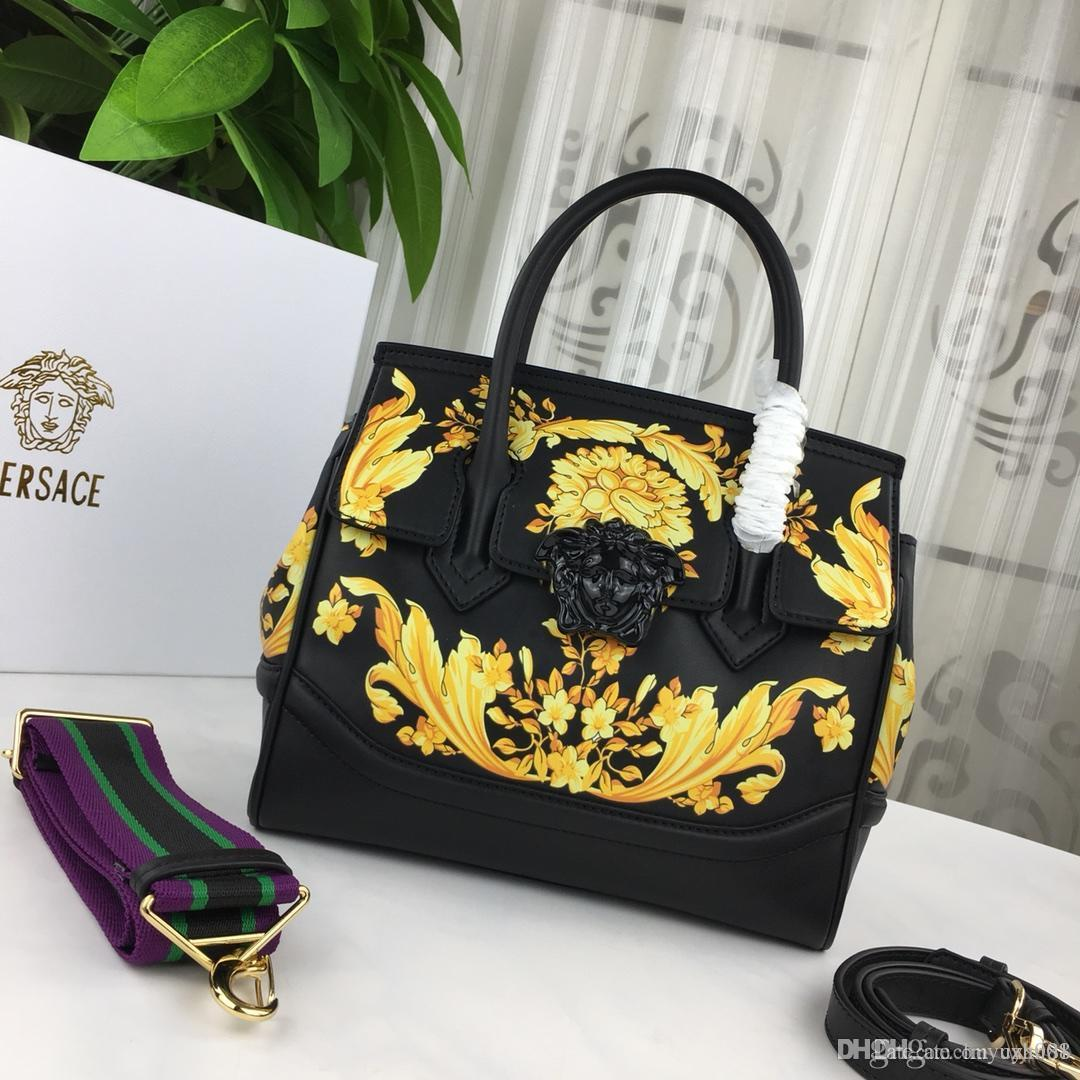 b7e2841522c New Style 26*22*13cm Classic Fashion Leather Lady Single Shoulder ...