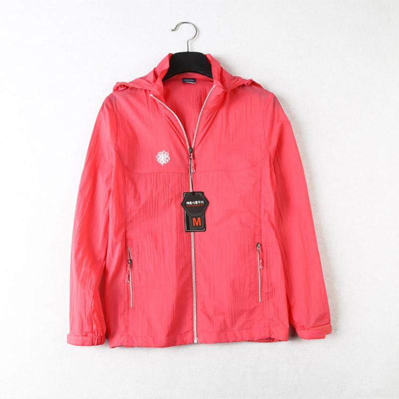 1e8de7e2ab3 2019 Summer Women Quick Dry Skin Jackets Anti UV Windproof Breathable Coats Outdoor  Sports Clothing Camping Hiking Female Jacket From Wencull