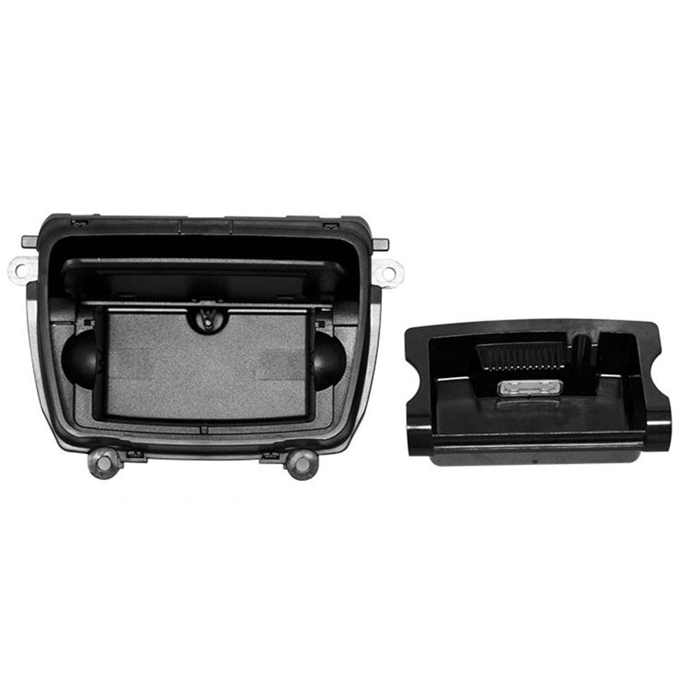 Auto Ashtrays Black Plastic Center Console Ashtray Assembly Box Fits for 5 Series F10 F11 F18 520 51169206347