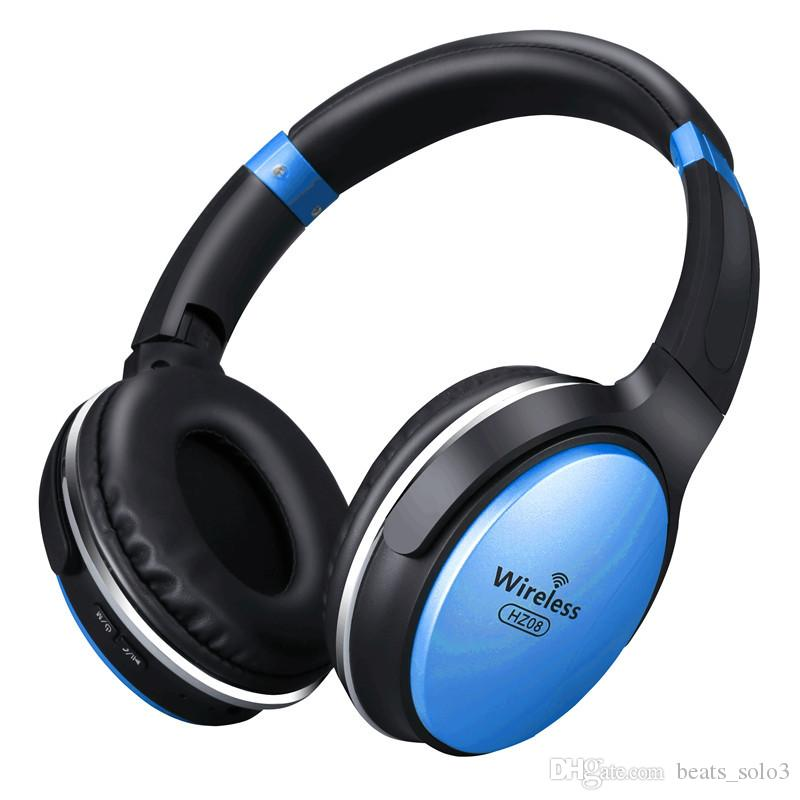 HZ08 Headset Karte Radio Wireless Bluetooth Headset Subwoofer Geschenk Mobile Wireless