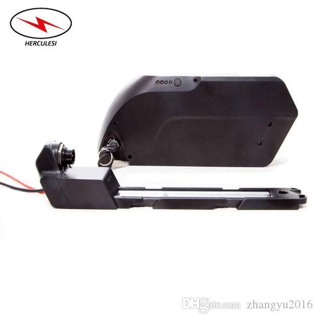 52V 18650 Li-NMC ebike Battery Pack 52V Electric Bike Lithium Ion Battery  Tiger Shark 52V 15Ah GA PF Battery for 48V 1500W Motor