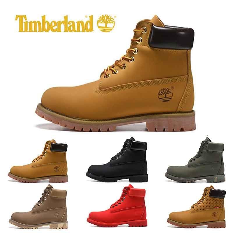 huge selection of f0d67 1c026 Timberland boots 2020 Designer Herren Stiefel Military Women Chestnut  Triple Schwarz Weiß Camo Wandern Leder Stiefelette Modetrendsport  Turnschuhe ...