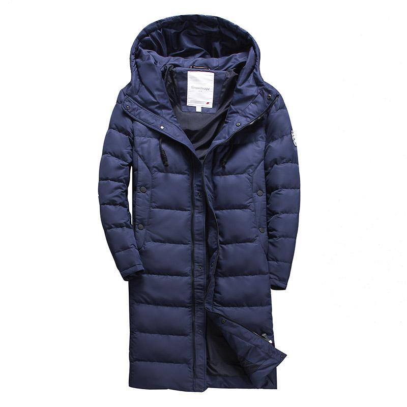d96576101e1 European Brand Snowimage 2019 -40 Degree Warm Winter Down Jacket Men ...