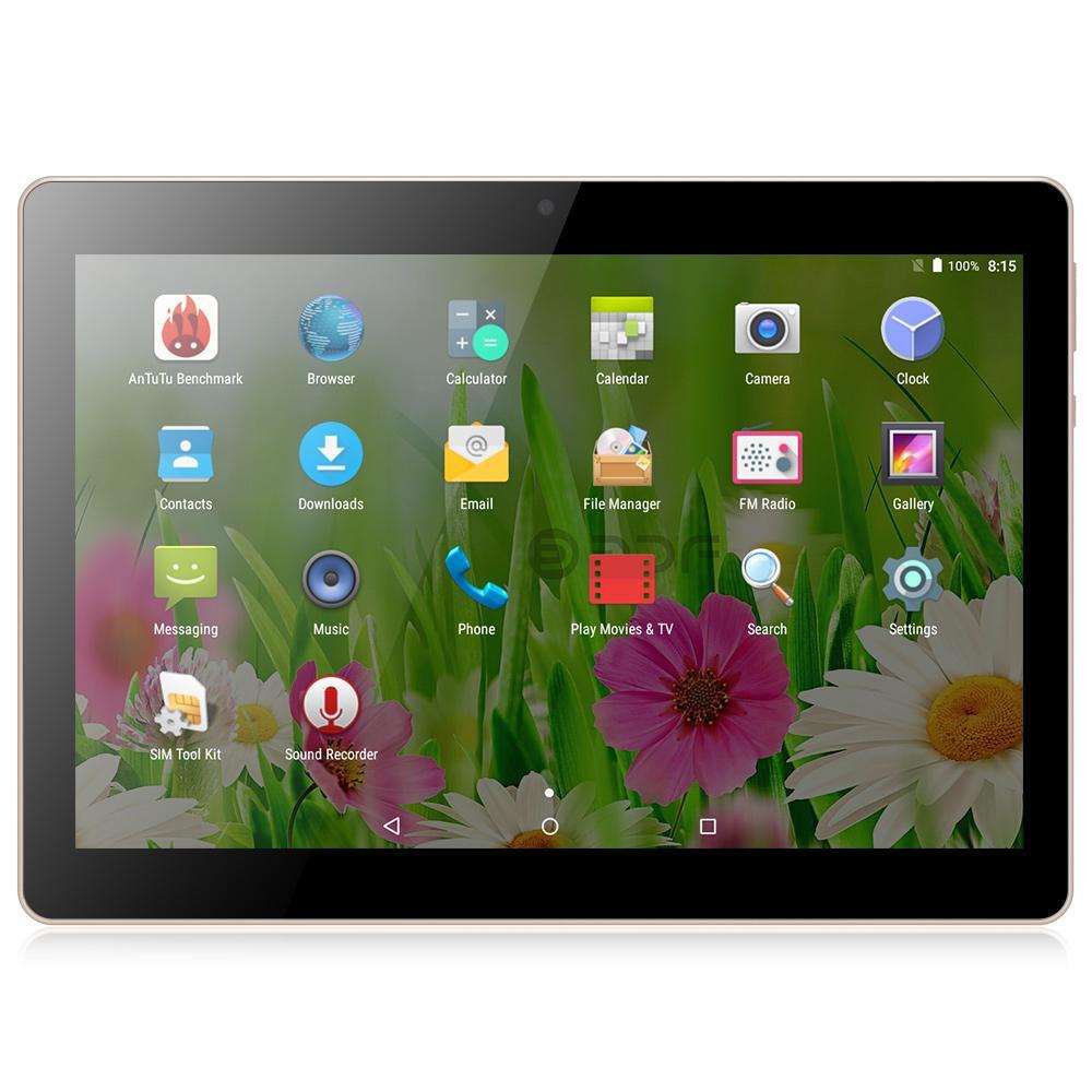 ccb1ea090a0 Acheter 10.1 Dual SIM Dual Standby Tablet 2 + 32GB Écran 3G   WiFi SUMTAB  1280   800IPS Noir De  164.65 Du Jeha
