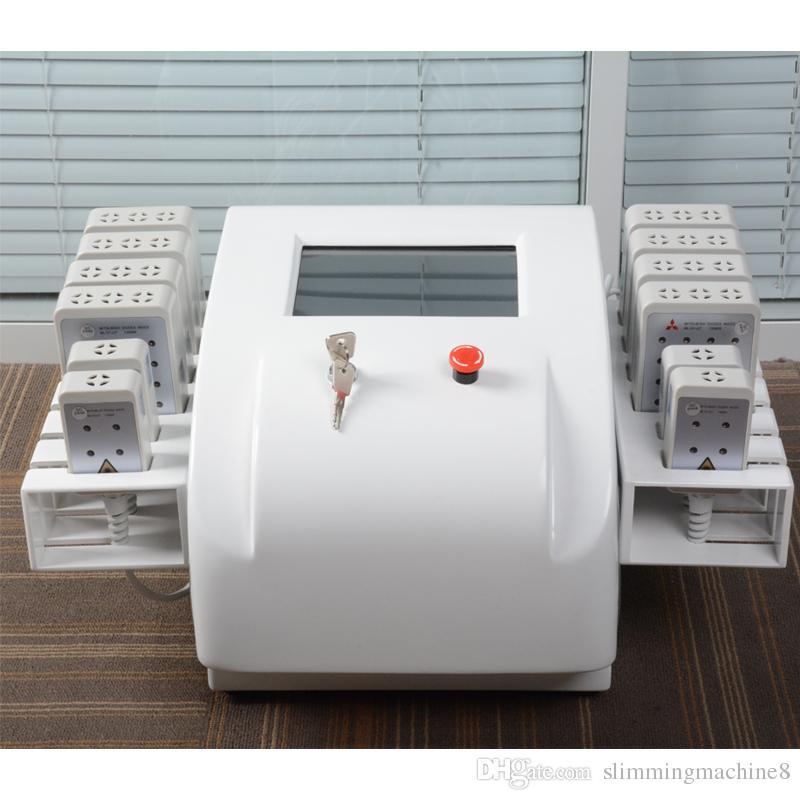 Lipo Laser Machine Liposuktion Lipolaser Machine Body Shaping Schneller Gewichtsverlust Gerät Laser Dioden Fettabbau Maschine Zum Verkauf