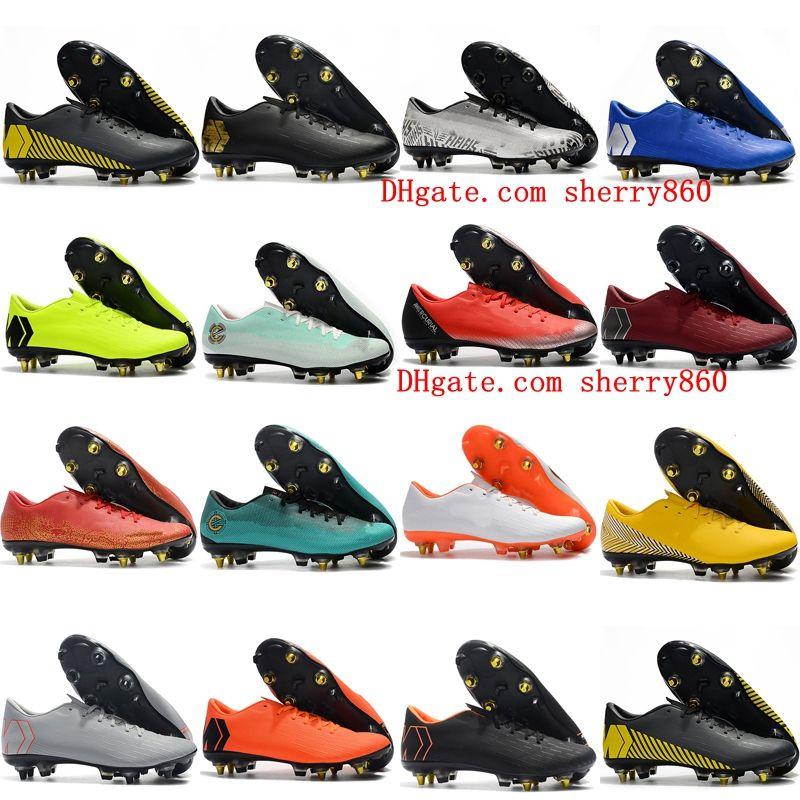 Pro À Pour Vaporx Xii Sg Mercurial Chaussures Hommes Neymar Football 2019 Arrivée Crampons Nouvelle De 7vb6Yfgy