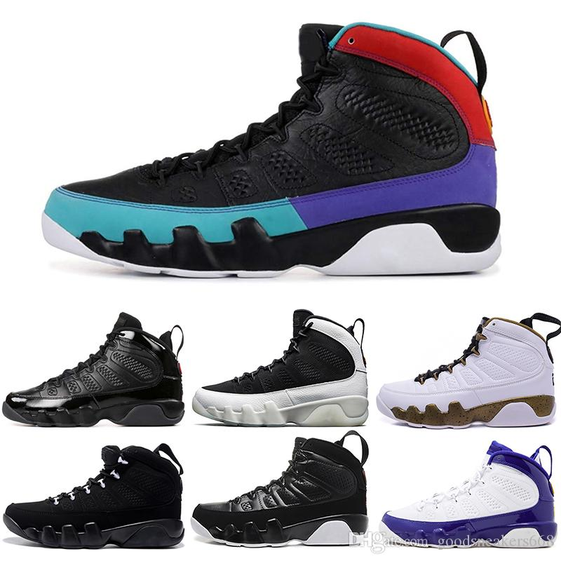5481feb5ae0a Dream It Do It 9 IX 9s Mens Basketball Shoes OG Space Jam Anthracite ...