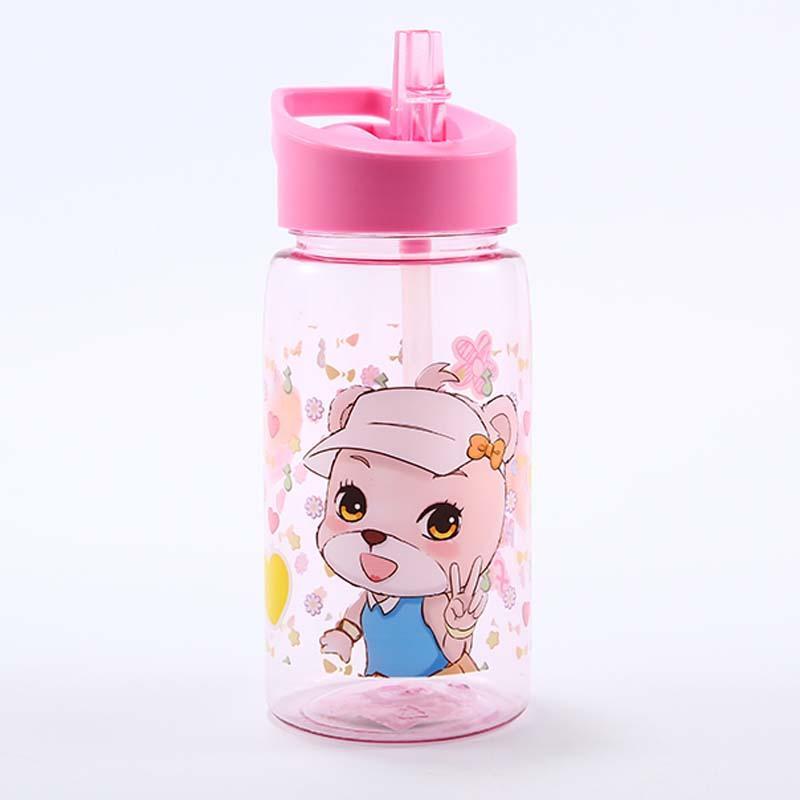 2019 520ml Baby Feeding Sippy Bottle Drinking Bottles Infant