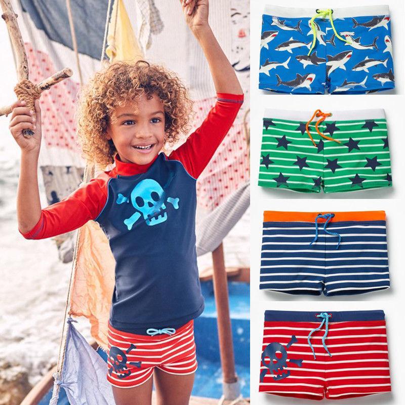 5e1d177ed5 2019 Kids Boys Swim Shorts Trunks Swimming Surfing Swimwear Beachwear  Bathers Pants C19041001 From Linmei0006, $5.85 | DHgate.Com