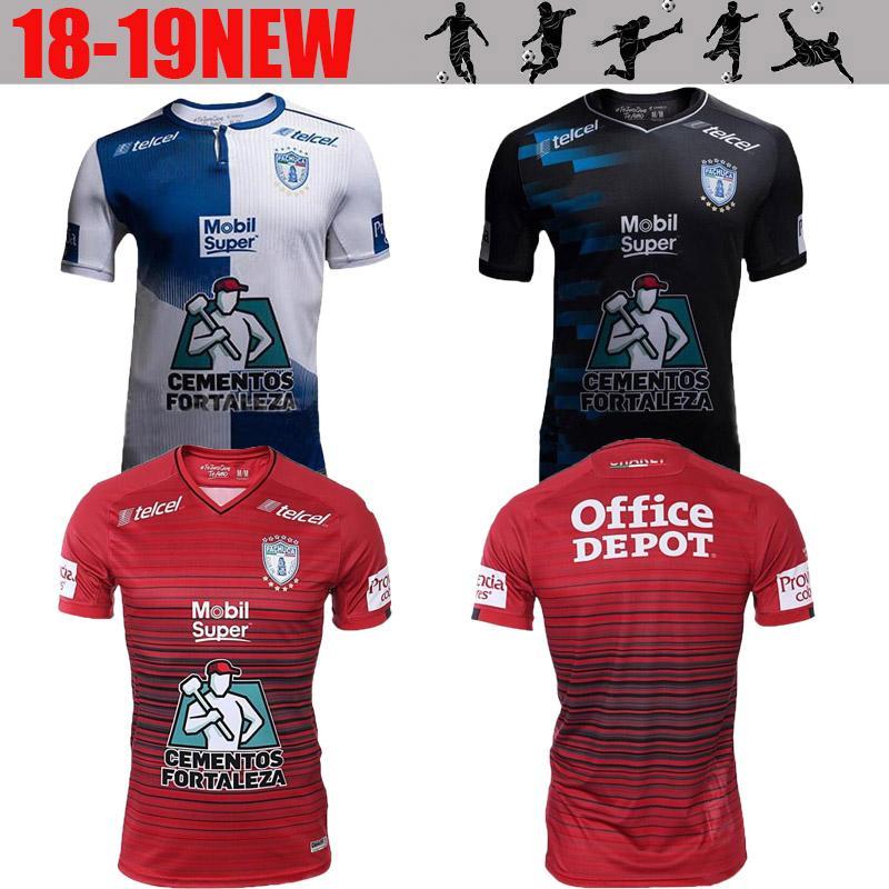 ee8e147c40651 2018 2019 Camisetas De Fútbol Pachuca Club LIGA MX Camisetas De Fútbol  PachucaCF Santos Laguna 18 19 C Camiseta De Fútbol El Tamaño Se Puede  Mezclar Por ...