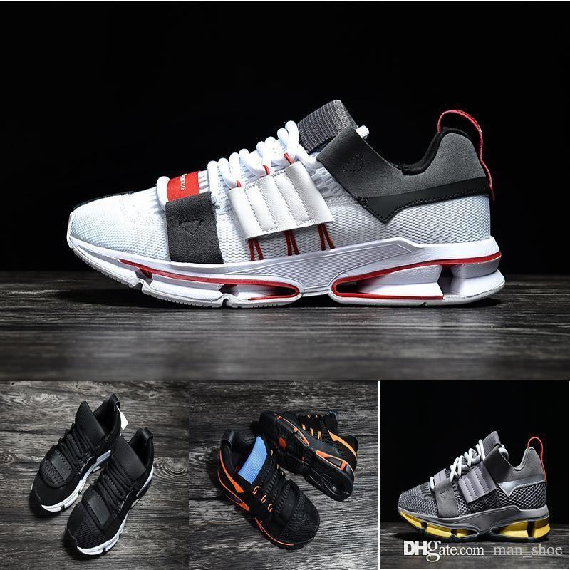 new style b844c 06d26 ... CRAZY Hombres Entrenadores Ocio Zapatillas De Deporte De Lujo  Chaussures Marca Hombres Deporte Al Aire Libre Zapatos De Baloncesto  Chaussure Tamaño 40 ...