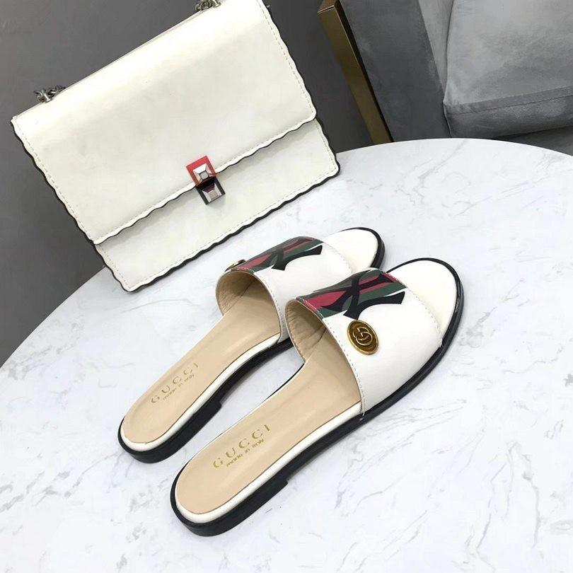 Women's Slippers Exquisite And elegant slippers for women Brand Quality Sandals elegant and genuine leather nice shoes