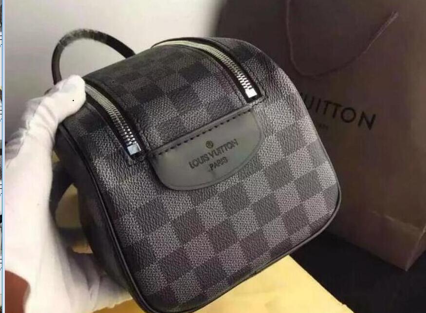 b87380bcc835 2019 Louis Vuitton Men Travelling Toilet Fashion Design Women Wash Bag  Large Capacity Cosmetic Bags Makeup Toiletry Bag Pouch A113 Pink Handbags  Leather ...