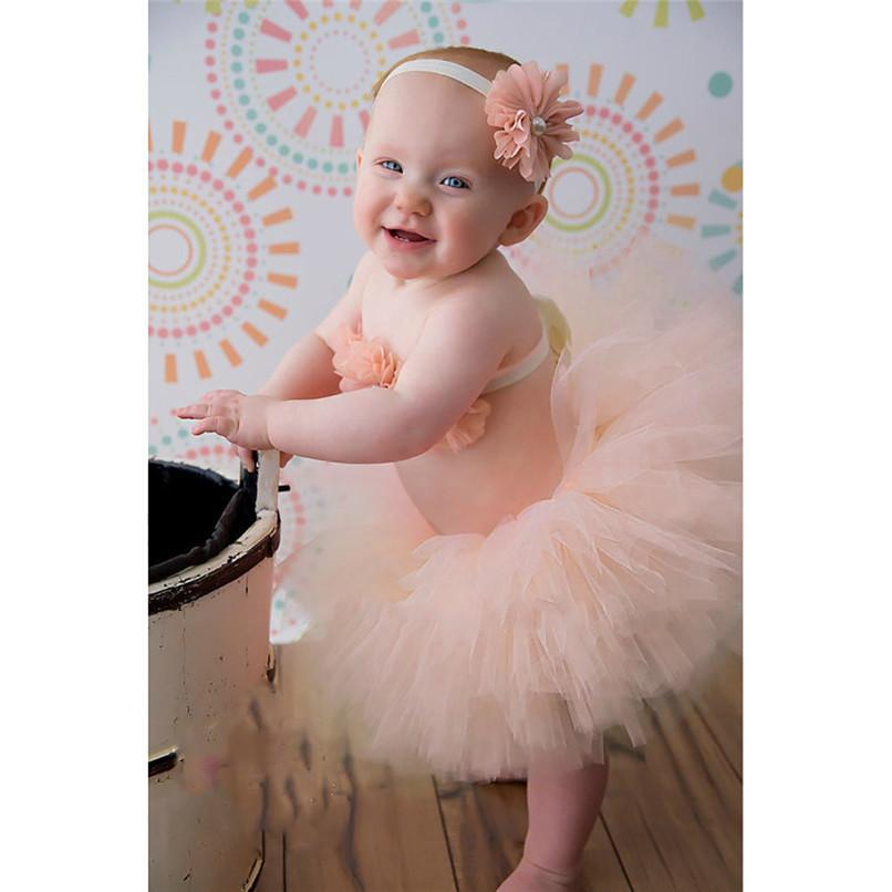1e82045fa3 2019 Summer Baby Girls Sets Newborn Baby Girls Photography Sets ...
